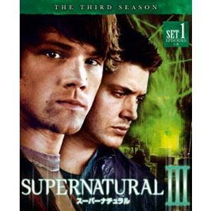 SUPERNATURAL〈サード・シーズン〉 前半セット [DVD] ggking