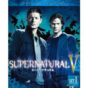 SUPERNATURAL〈フィフス・シーズン〉 前半セット [DVD] ggking