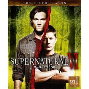 SUPERNATURAL〈シックス・シーズン〉 前半セット [DVD] ggking