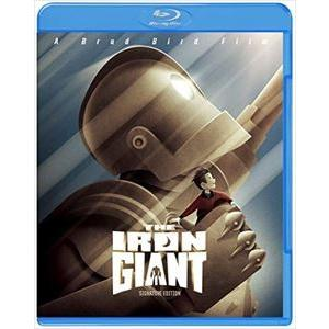 アイアン ジャイアント シグネチャー エディション  Blu-ray