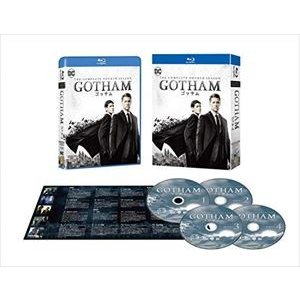 GOTHAM/ゴッサム〈フォース・シーズン〉 ブルーレイ コンプリート・ボックス [Blu-ray] ggking