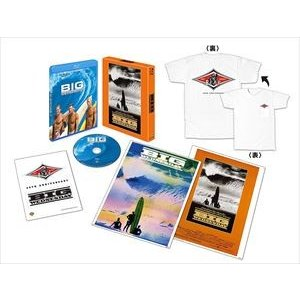 【数量限定生産/BEAR Tシャツ付】ビッグ ウェンズデー HDデジタル・リマスター ブルーレイ 製作40周年記念版 [Blu-ray] ggking