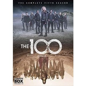 The 100/ハンドレッド〈フィフス・シーズン〉 DVD コンプリート・ボックス [DVD]|ggking
