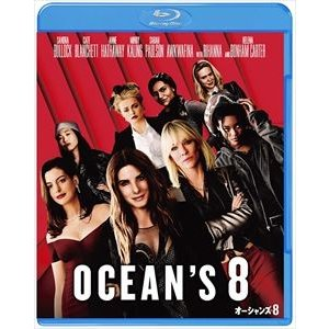 オーシャンズ8 ブルーレイ&DVDセット(初回限定生産) [Blu-ray]|ggking