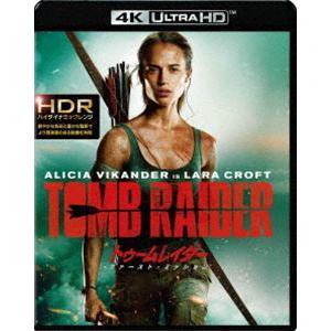 トゥームレイダー ファースト・ミッション<4K ULTRA HD&ブルーレイセット> [Ultra HD Blu-ray]|ggking