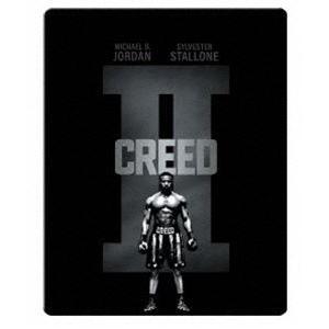 クリード 炎の宿敵 ブルーレイ スチールブック仕様【数量限定生産】(2,000セット限定生産) [Blu-ray]|ggking