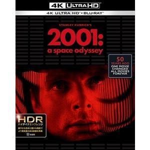 2001年宇宙の旅 日本語吹替音声追加収録版<4K ULTRA HD&HDデジタル・リマスター ブルーレイセット> [Ultra HD Blu-ray] ggking