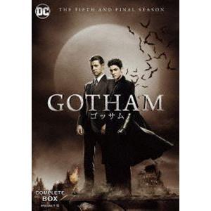 GOTHAM/ゴッサム〈ファイナル・シーズン〉 DVD コンプリート・ボックス [DVD]|ggking