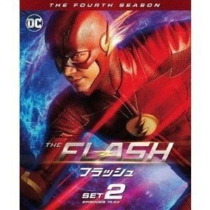 THE FLASH/フラッシュ〈フォース・シーズン〉 後半セット [DVD]|ggking