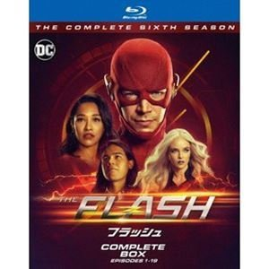 THE FLASH/フラッシュ<シックス・シーズン>ブルーレイ コンプリート・ボックス [Blu-ray]|ggking