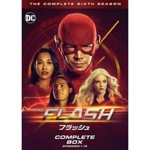 THE FLASH/フラッシュ<シックス・シーズン>DVD コンプリート・ボックス [DVD]|ggking
