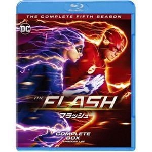 THE FLASH/フラッシュ<フィフス>コンプリート・セット [Blu-ray]|ggking