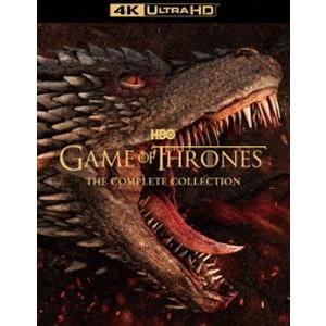 ゲーム・オブ・スローンズ<第一章〜最終章>4K ULTRA HD コンプリート・シリーズ [Ultra HD Blu-ray]|ggking