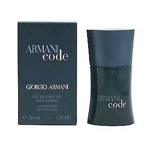 アルマーニ ジョルジオ アルマーニ コード プールオム EDT SP (男性用香水) 30ml|ggking