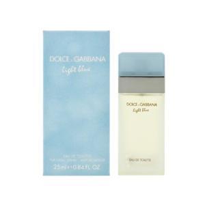ドルチェ&ガッバーナ ライトブルー EDT SP (女性用香水) 25ml|ggking