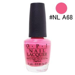 オーピーアイ ネイルラッカー #NL A68 キス ミー アイム ブラジリアン (ネイルカラー) 15ml|ggking