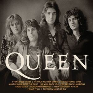 輸入盤 QUEEN / ICON [CD]|ggking