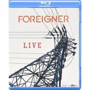 輸入盤 FOREIGNER / LIVE [BLU-RAY]|ggking