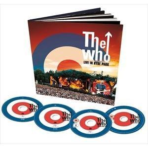輸入盤 WHO / LIVE AT HYDE PARK (DELUXE EDITION) [2CD+DVD+BLU-RAY]|ggking