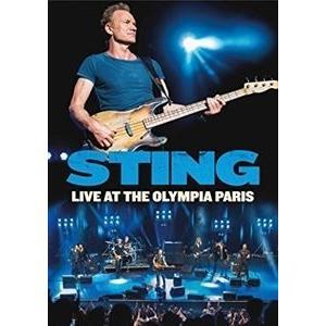 輸入盤 STING / LIVE AT THE OLYMPIA PARIS [DVD]|ggking