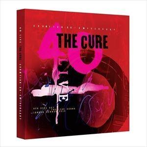 輸入盤 CURE / 40 LIVE - CURETION-25 + ANNIVERSARY (DELUXE) (LTD) [2DVD+4CD]|ggking