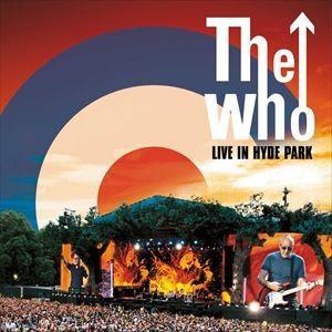 輸入盤 WHO / LIVE AT HYDE PARK [2CD+DVD]|ggking