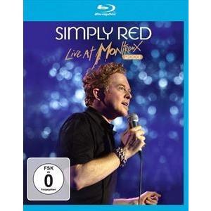 輸入盤 SIMPLY RED / LIVE AT MONTREUX 2003 [BLU-RAY]|ggking
