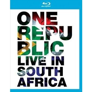 輸入盤 ONEREPUBLIC / LIVE IN SOUTH AFRICA [BLU-RAY]|ggking