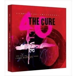 輸入盤 CURE / 40 LIVE - CURETION-25 + ANNIVERSARY (DELUXE) (LTD) [2BD+4CD]|ggking