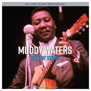 輸入盤 MUDDY WATERS / ROLLIN' STONE (ORANGE VINYL) [3LP]