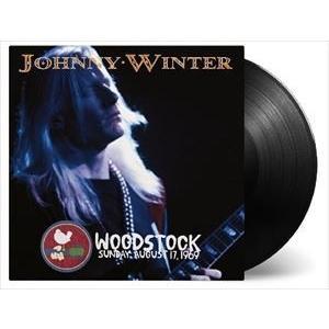輸入盤 JOHNNY WINTER / WOODSTOCK EXPERIENCE [2LP]