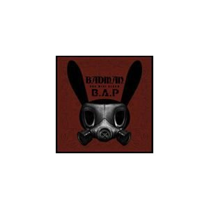 輸入盤 B.A.P / 3RD MINI ALBUM : BADMAN [CD] ggking