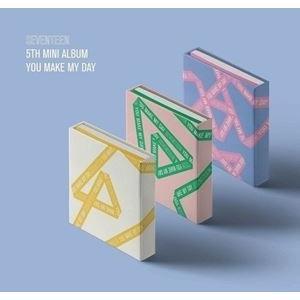 輸入盤 SEVENTEEN / 5TH MINI ALBUM : YOU MAKE MY DAY [CD] ggking
