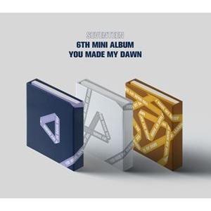 輸入盤 SEVENTEEN / 6TH MINI ALBUM : YOU MADE MY DAWN [CD] ggking