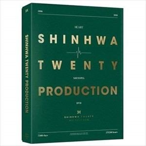 輸入盤 SHINHWA / 20TH ANNIVERSARY PRODUCTION DVD [2DVD]|ggking