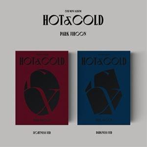 輸入盤 PARK JI HOON / 5TH MINI ALBUM : HOT & COLD [CD]|ggking
