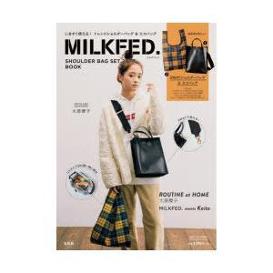 ミルクフェド SHOULDER BAG|ggking
