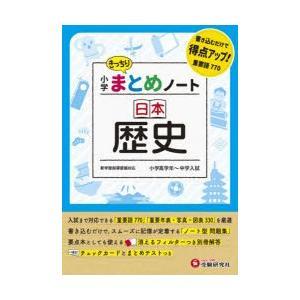 小学まとめノート日本歴史|ggking
