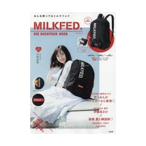 MILKFED.BIG BACKPACK|ggking