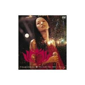 中島美嘉/The First Tour 2003 Live&Document [DVD]|ggking
