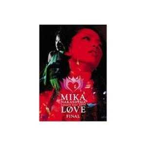"""中島美嘉/MIKA NAKASHIMA concert tour 2004 """"LOVE"""" FINAL [DVD] ggking"""
