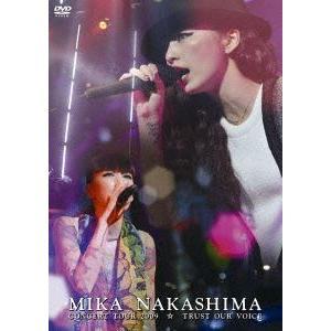 中島美嘉/MIKA NAKASHIMA CONCERT TOUR 2009 TRUST OUR VOICE [DVD]|ggking