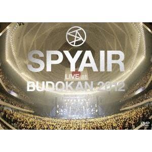 SPYAIR/SPYAIR LIVE at 武道館 2012 [DVD] ggking