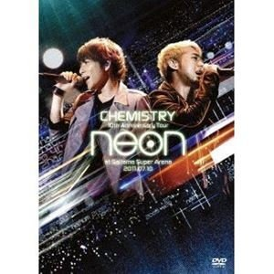 CHEMISTRY/10th Anniversary Tour -neon- at さいたまスーパーアリーナ 2011.07.10[SING for ONE 〜Best Live Selection〜](期間生産限定盤) [DVD]|ggking
