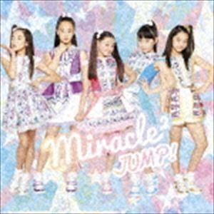 miracle2(ミラクルミラクル) from ミラクルちゅーんず! / JUMP!(通常盤) [CD] ggking