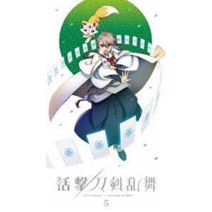 活撃 刀剣乱舞 5(完全生産限定版) [DVD] ggking