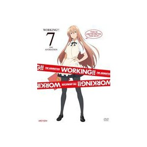 WORKING!! 7(完全生産限定版) [DVD] ggking