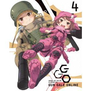 ソードアート・オンライン オルタナティブ ガンゲイル・オンライン 4(完全生産限定版) [Blu-ray]|ggking