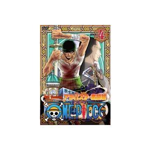 ONE PIECE ワンピース フォースシーズン・アラバスタ・激闘篇 piece.4 [DVD]|ggking
