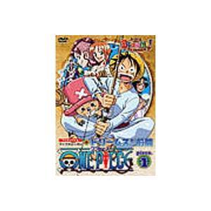ONE PIECE ワンピース フィフスシーズン piece.1 TVオリジナル Dreams! 前篇 [DVD]|ggking